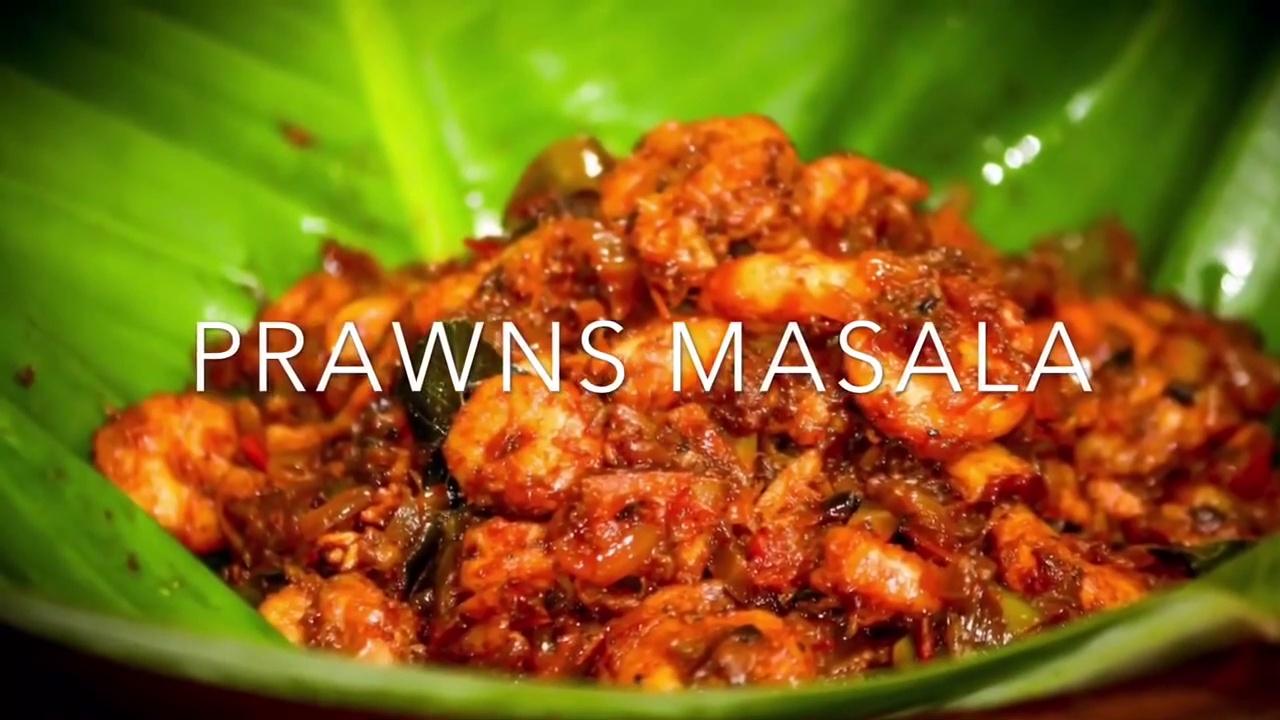 Chemmeen Masala l Simple Prawns Masala l Kerala Style Prawns Masala