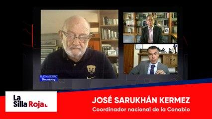 Recorte presupuestal a la ciencia es como reducir el alimento en tiempos de hambre: José Sarukhán Kermez, exrector de la UNAM