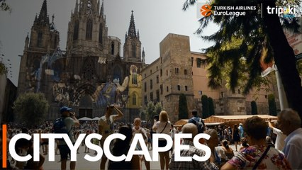 EuroLeague Cityscapes: FC Barcelona