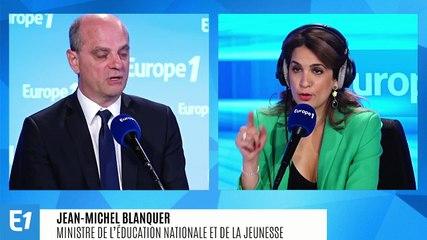 Jean-Michel Blanquer - Europe 1 lundi 15 juin 2020