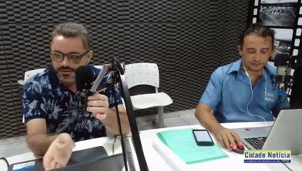 Assista ao programa Cidade Notícia desta segunda-feira (15) pela Líder FM de Sousa-PB