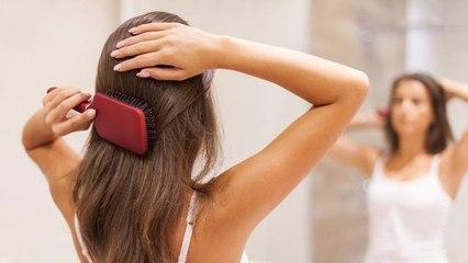 خطوات ونصائح تمكّنكِ من تمشيط الشعر بالطريقة الصحيحة