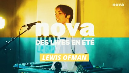Lewis OfMan I Des Lives En Été