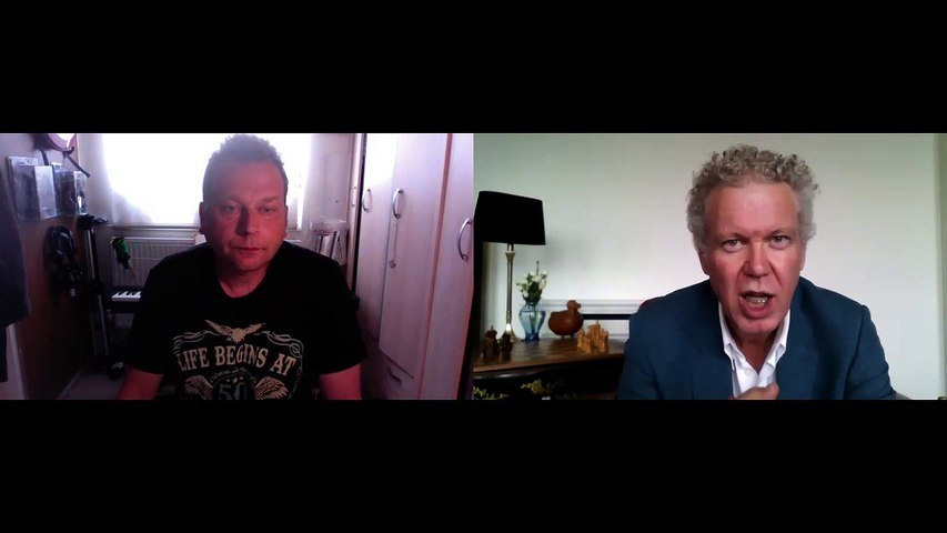 Andrew Eborn's ADOPTION SPECIAL with Andy Clockwise - the follow up ...