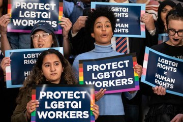 Supreme Court Says Existing Federal Law Protects LGBTQ+ Workers