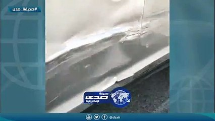 بالفيديو: شيماء سيف تتعرض لحادث سيارة