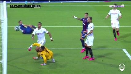 HIGHLIGHTS: Levante 1-1 Sevilla