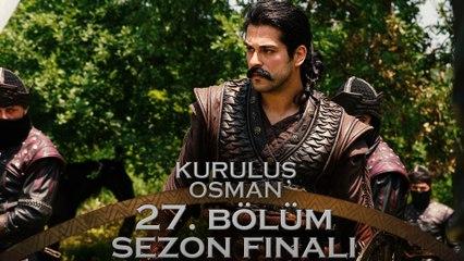 Kuruluş Osman 27. Bölüm  Sezon Finali