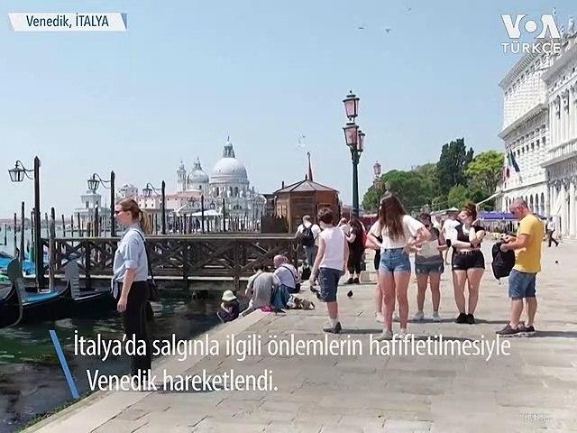Venedik Eski Günlerine Yavaş Yavaş Dönüyor