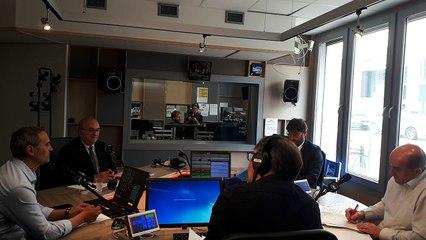 Le débat du deuxième tour des municipales 2020 à Montargis,, sur France Bleu Orléans