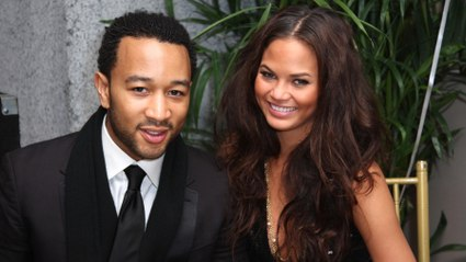 John Legend and Chrissy Teigen Are the Cutest Couple