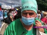 1600 soignants dans les rues -  Reportage TL7 - TL7, Télévision loire 7