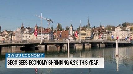 Switzerland's economy faces biggest downturn in decades