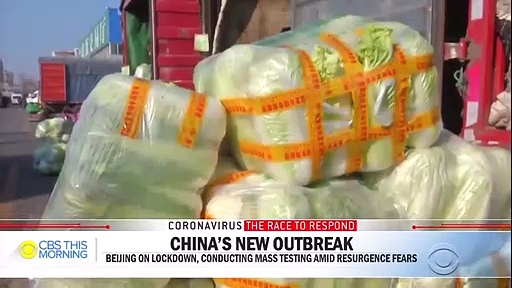 Beijing in lockdown as China confronts second coronavirus wave