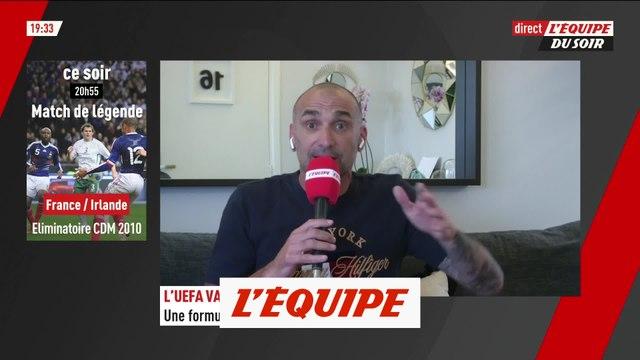 Jérôme Alonzo : « Un Final 8, c'est la moins mauvaise solution » - Foot - C1
