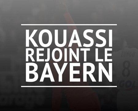 Transferts - Kouassi va rejoindre le Bayern Munich