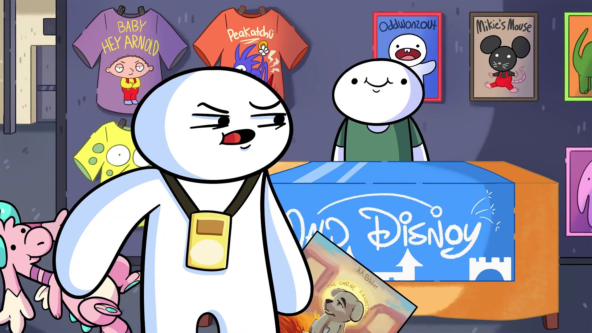 Cartoon Conventions I Miss Them Animation Video Dailymotion