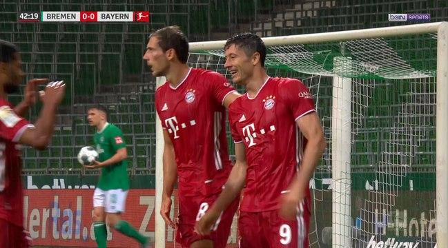 Bayern Munich : Le sacre se rapproche grâce à Lewandowski