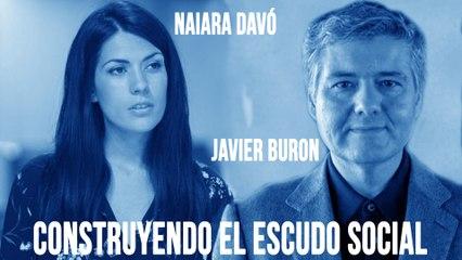 Entrevista a Naiara Davó y Javier Burón - En la Frontera, 16 de junio de 2020
