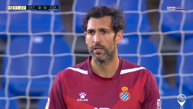 Espanyol Barcelone : Le double arrêt phénoménal de Diego Lopez !