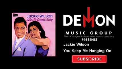 Jackie Wilson - You Keep Me Hanging On