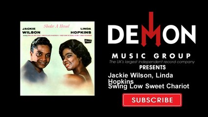 Jackie Wilson, Linda Hopkins - Swing Low Sweet Chariot