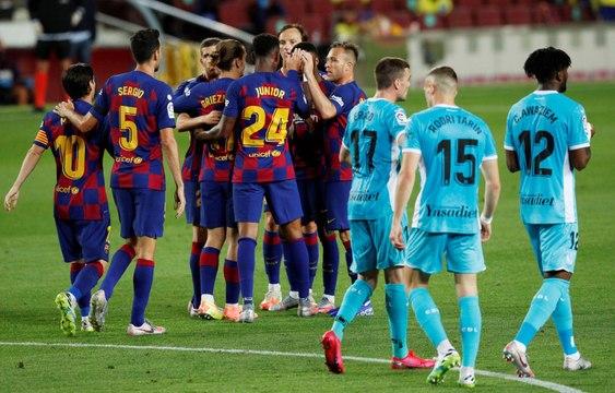 La Liga - Fati et Messi portent un petit Barça !