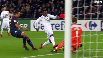 Coupe de France, 16es de finale  Paris-SG-Guingamp (4-2), le résumé