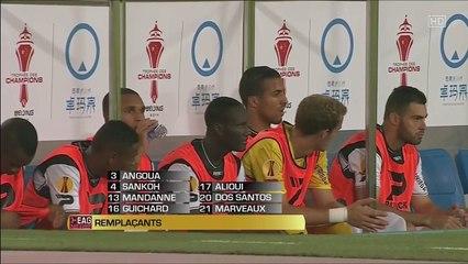 Trophée des Champions PARIS SG - GUINGAMP 2-0