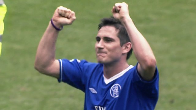 Légendes de Premier League : Frank Lampard