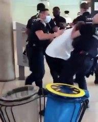 Une femme noire enceinte malmenée par des agents de la SNCF: Samuel Eto'o voit rouge...