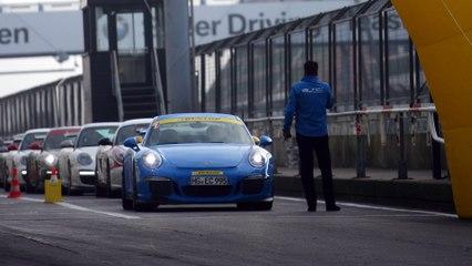 Tour de pistes au Nürburgring
