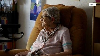 Mulher de cem anos faz greve de fome pelo direito de morrer