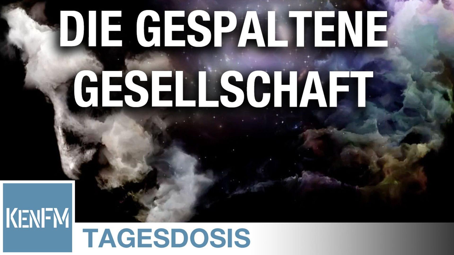 Die gespaltene Gesellschaft - Tagesdosis 17.6.2020