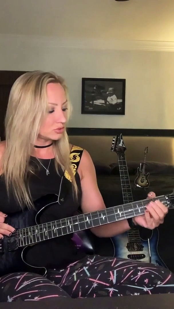 Guitar Center – Home Tone Zone   Nita Strauss