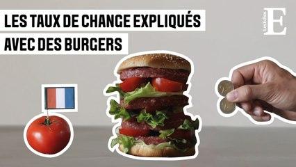 Eureka #5 : Les taux de change expliqués avec des burgers