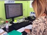 La brigade contact tracing veille sur la Loire -  Reportage TL7 - TL7, Télévision loire 7