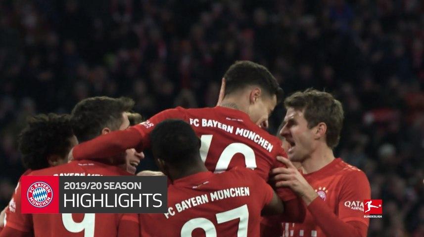 Bayern Munich Are Bundesliga Champions 2019/20 - Congratulations!