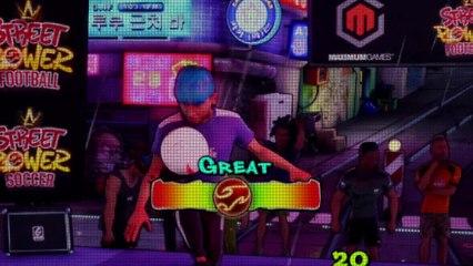 Street Power Football - Trailer Gameplay modalità Freestyle