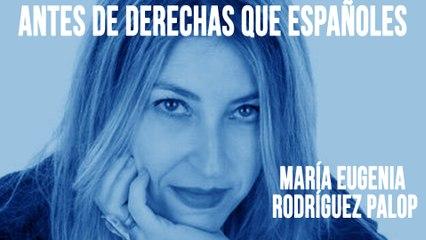 Entrevista a Mª Eugenia Rodríguez Palop - En la Frontera, 17 de junio de 2020