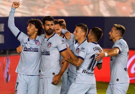 La Liga - La Manita de l'Atlético, le doublé pour Félix !