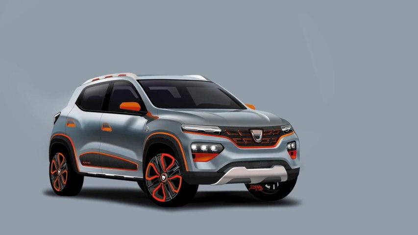 Dacia Spring - La rivoluzione elettrica firmata Dacia