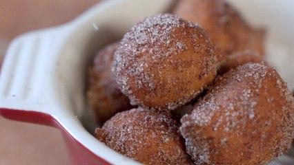 3-Ingredient Doughnut Holes Recipe   Yummy PH