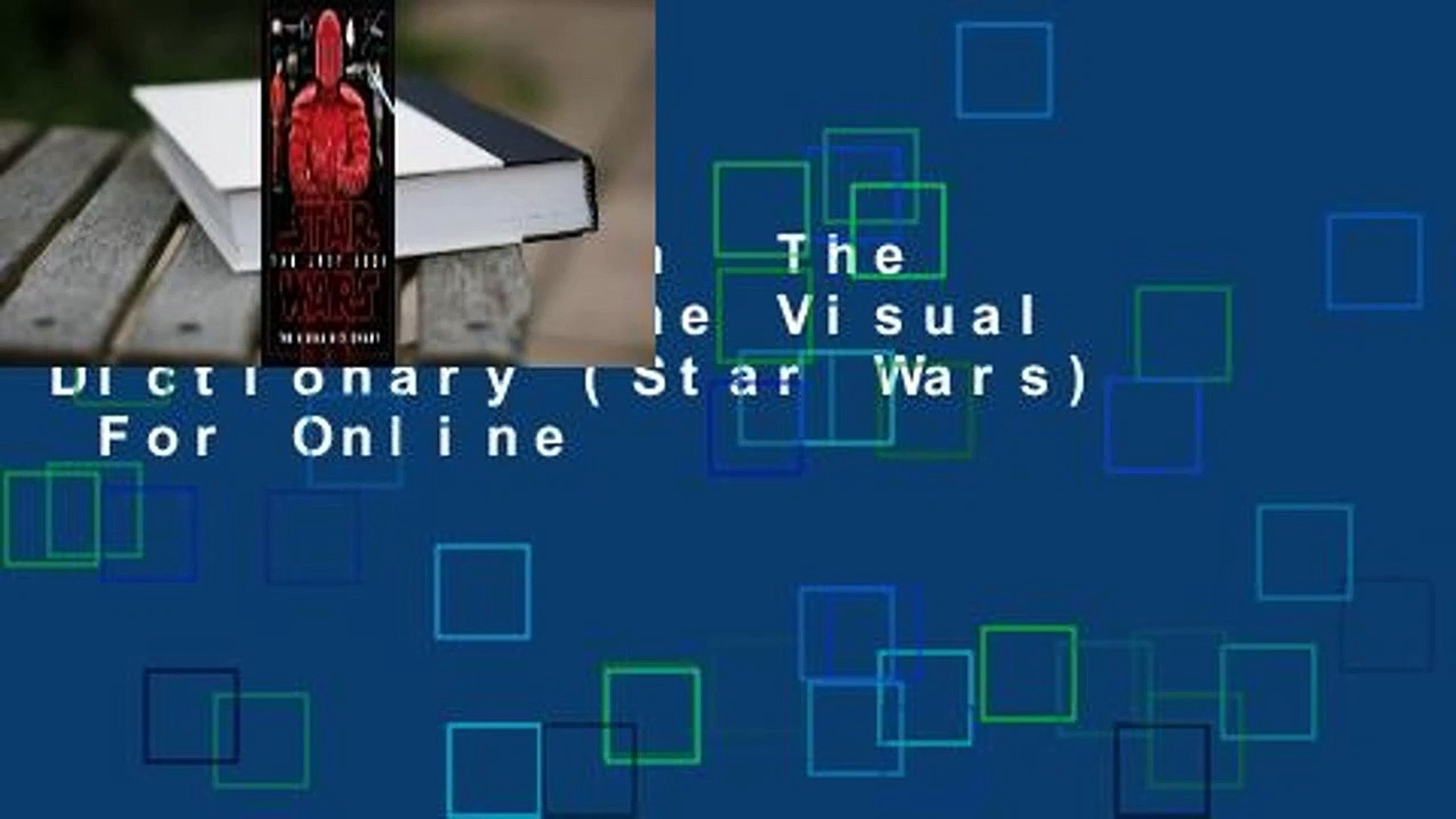 Full version  The Last Jedi: The Visual Dictionary (Star Wars)  For Online