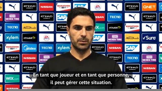 28e j. (en retard) - Mikel Arteta défend David Luiz