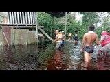Sri Aman, Betong banjir