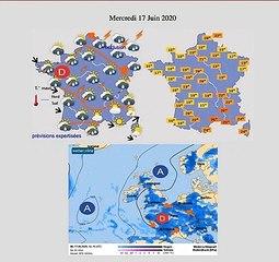 Bulletin Météo du 16 06 2020