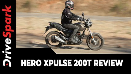 Hero Xpulse 200T Review: Riding Impressions, Performance, Specs, Prices & Other Details
