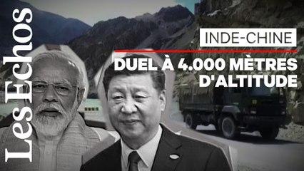 Nde - Chine : corps à corps sur le toit du monde