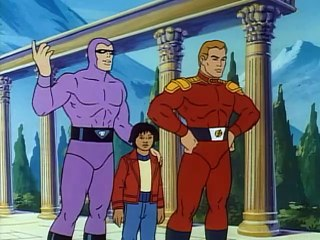 Defenders of the Earth - Episode # 29 (The Gods Awake)